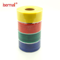 isermal silicone rubber self fusing adhesive tape for heat resistance