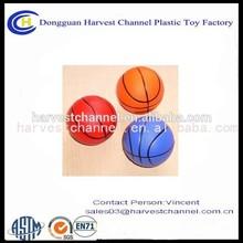 PU stress ball with logo basket pu ball