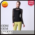 Best selling ladies' knitted blouses