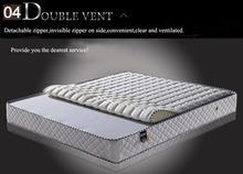 latex memory foam spring mattress , soft hard comfortable hotel bedding room mattess
