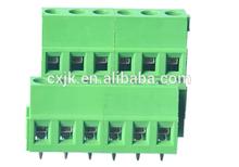 2/3pole 5.0mm/5.08 PCB Screw Terminal Block