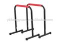 barras paralelas al aire libre de equipos de fitness
