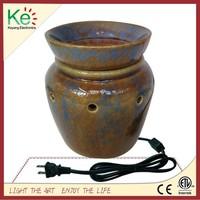 Keyang Electric Ceramic Candle Warmer/Oil Burner/Wax Tart Warmer