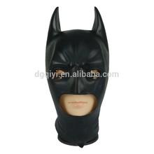 Fancy Vivid Bat man Shape latex old man mask For Costume halloween Party mask