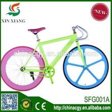 CE/SGS 700c Road bike,freestyle fixed gear bike,colorful fixed gear bike