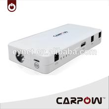 12v lithium car starter battery CARPOW K1 auto jump starter car jump start power bank emergency car jump starter