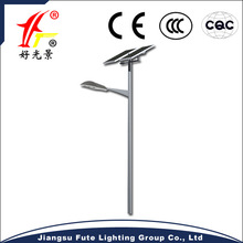 High Brightness High Power Cost-effective 120W LED Solar Street Lights