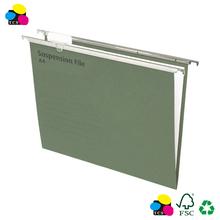 Paper Hanging File Folder, A4 size, 20/pack, Standard Green