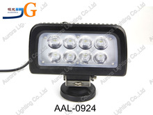 new products looking for distributor 24w high lumen work light with magnetic base 24w led roof light AAL-0924