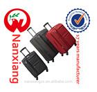Nylon 1680D,carry-on types,3pcs/set,soft travel luggage suitcase set