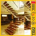 تصميم درج الحديد المطاوع/ الدرج الخشب الصلب/ بيت الدرج الصلب