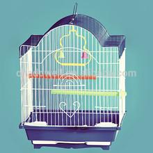 foldable metal bird cages, bird nest, bird breeding house for lark