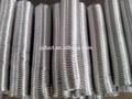 Pierres- en aluminium rigide tuyau de sécheuse