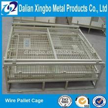 wire pallet cage