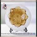 Porcelana durável cerâmica plana prato oval