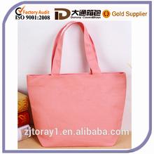 Fashion casual Eco-Friendly canvas shopping bag
