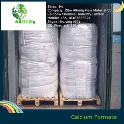 calcium chemicals feed grade tech grade antifreeze additive calcium formate 98 min