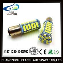 1210 102SMD 1157 led bulbs car led brake light
