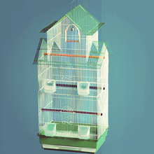 exquisite foldable bird cages, bird breeding house, bird nest for parrot