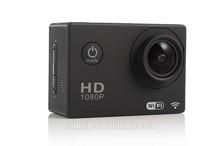 HD1080P Helmet Sports Action Waterproof Car Camera SJ4000 WiFi Black