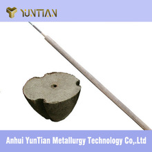 YUNTIAN Diameter 220mm slag dart for boiler refractory cement