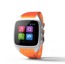 Music Player Camera Internet Support 3G WiFi Watch Phone, Misro Sim Card Android WiFi Watch Phone