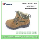 Steel toe cap safety shoes SF1802 acid resistant shoes