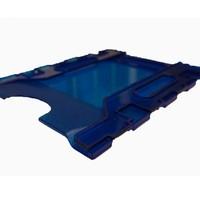 A4 plastic office desk organizer storage paper tray