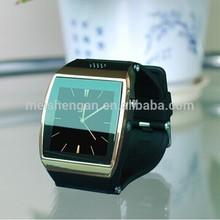 Simple BT 3.0 Touch Screen Smartwatch FM Bluetooth wrist watch