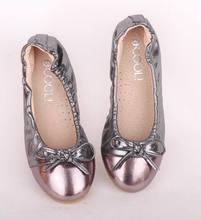 New arrvial fashion children dress girl shoe kid