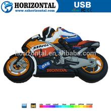 B STAR full capacity motorcycle 32GB USB 2.0 Memory Stick Flash Drive USB