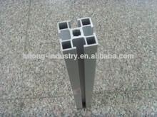 Extruded profile Aluminium Solar Mount Rail