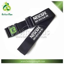 hot sale custom made printing polyester luggage belt