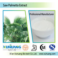 More Than 600 Hectare Raw Material Base Factory Directly Supply Top Quality Natural Pure Saw Palmetto Extract