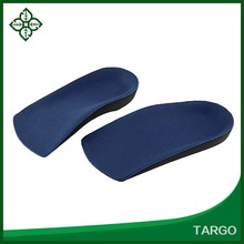 Foot care EVA Arch Support orthotic insole shoes insole hard plastic