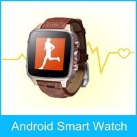 "1.54"" Aluminum stainless steel cover 300W camera bluetooth/GPS/WIFI Custom smart watch bluetooth watch"