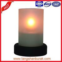 Riva Stainless Steel Base Oil Desk Lamp