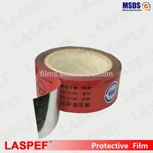 LASPEF high quality cheap pet film price, PET PE film, protective plastic film
