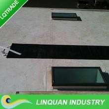 High efficiency 144W thin film amorphous flexible solar panel