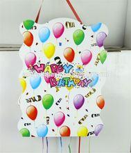 Feliz cumpleaños piñata diseños para la fiesta de cumpleaños