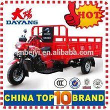 China BeiYi DaYang Brand 150cc/175cc/200cc/250cc/300cc tricycle passenger with cabin