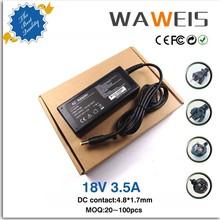 Cheap adaptador de corriente para laptop for 18.5V 3.5A 65w HP COMPAQ 610 615 Laptop