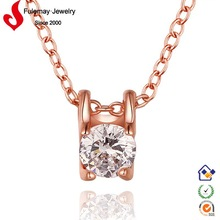 Vogue artificial american diamond jewellery alibaba whoelsale FPN801-A/B/C