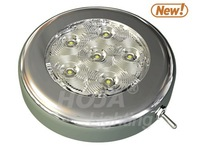 4 inch LED Puck Light with Switch 12v led dome puck lights switch