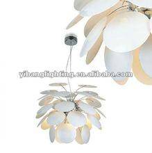 modern pendant chandelier YP31 white