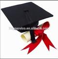 Deluxe de feltro chapéu da graduação / Mortarboard