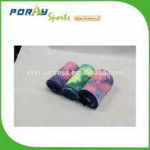 Wholesale Custom Embroidery Non-slip Microfiber hot Yoga towel