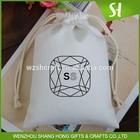 Promotion eco drawstring cotton bag,cotton bag drawstring