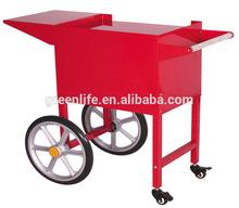 popcorn machine cart for vending tasty popcorn