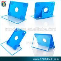 front and back cover for ipad mini 2,360 degree rotate for ipad mini 2